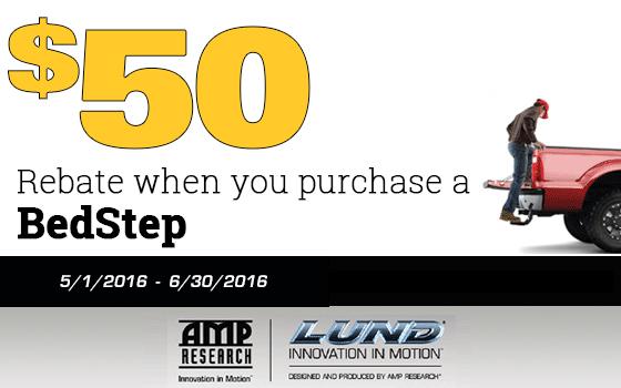 BedstepRebate50