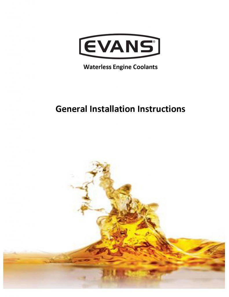 Evans General Installation Booklet 19Jan15_Page_1