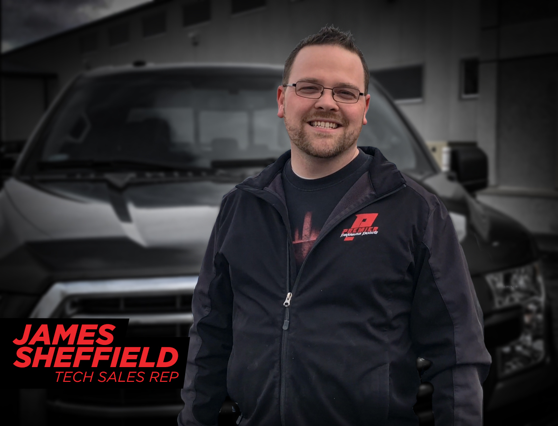 Running With the Pack – Tech Sales Rep James Sheffield