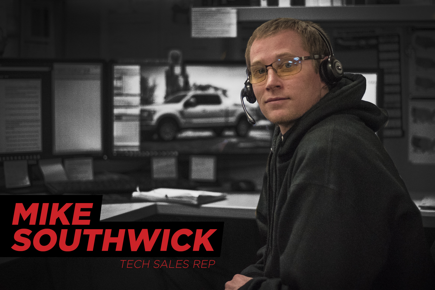 Running With the Pack – Tech Sales Rep Mike Southwick