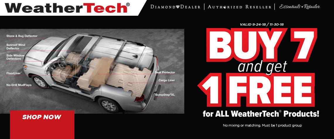 WeatherTech-Promo
